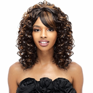 Janet Collection Easy Wig KIKI (Bang Hair) [D] - Click to enlarge