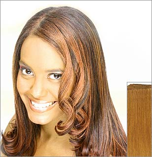 Janet Collection HUMAN HAIR WEAVE Extensions