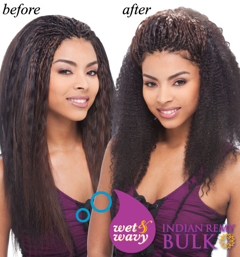 Zury Human Hair Braiding 23