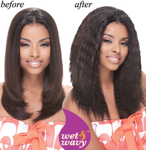French Refined Hair Extensions 107