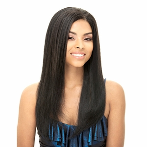 Janet Collection Prestige One Alco Remy Yaky Remy Human Hair Weaving 10 Inch - Click to enlarge