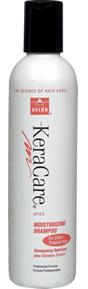 KeraCare Moisturizing Shampoo for Color Treated Hair 8 oz