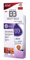 Kiss New York Aqua BB Beauty Balm 8 In 1 Multi Function 1.5 oz (Skin Concealer)