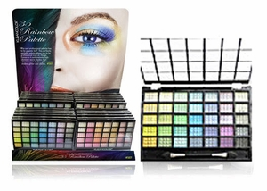 Kleancolor Rainbow Glitter Shadow
