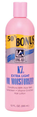 Long Aid K7 Oil Moisturizer 12 oz