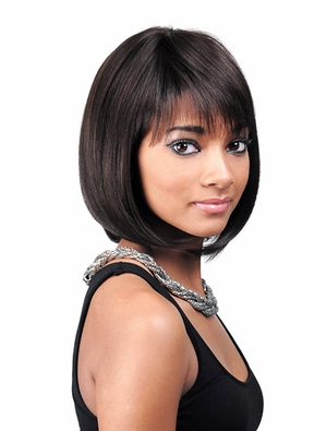 Manhattan Style Remi Human Hair Wig Vera - Click to enlarge