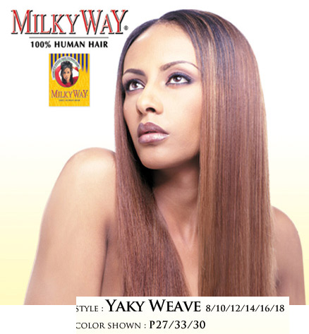 Milky Way Clip In Hair Extensions 12 Inch 97