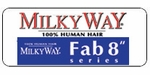 MilkyWay Fab8 Human Hair Weaving
