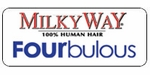MilkyWay Fourbulous Human Hair Weaving