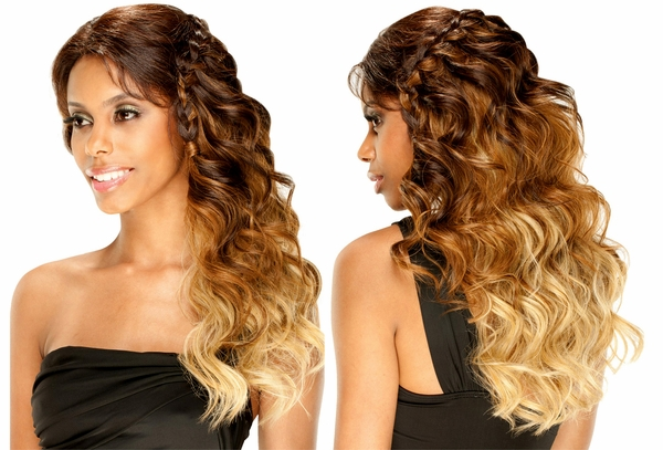 Model Model Braided Lace Front Wig Lbf07 PRETTA