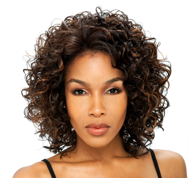 Natural Hair Lace Front Wigs 2