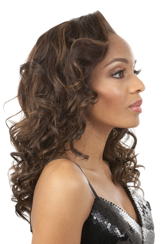 Motown Tress Deep Lace Wig  LFE HALO