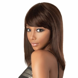 Motown Tress Indian Remy Wig 100% Human Hair HIR INDY