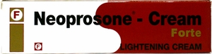 Neoprosone Cream Tube 1.76 oz