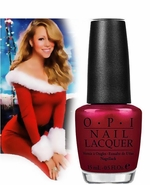 Opi Nail Polish Mariah Carey - ALL I WANT FOR CHRISTMAS (IS OPI) (HL E06)