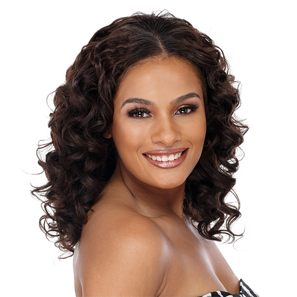 Related Pictures outre sol human hair premium mix curly weaving deep