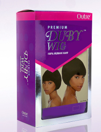 Outre Premium Duby Wig 100% Human Hair PERFECT BOB