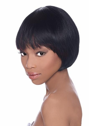 Outre Premium Duby Wig 100% Human Hair PERFECT BOB - Click to enlarge
