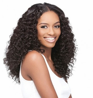 Outre Simply Brazilian 100% Non-Processed NATURAL CURLY Weave 20 Inch ...