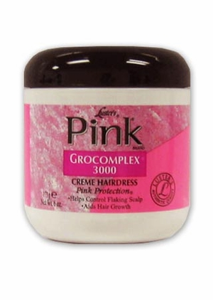 Pink Creme Hair dress with Grocomplex 3000 6 oz