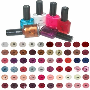 Ruby Kisses Nail Polish