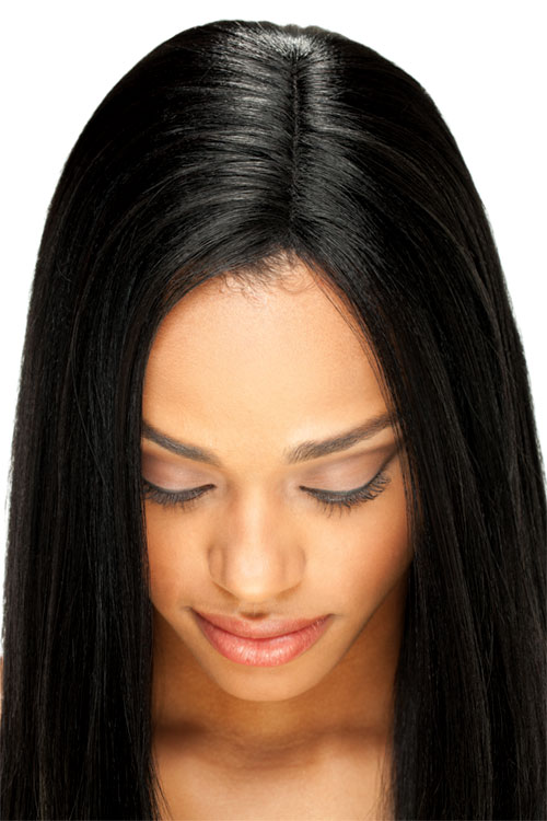 Saga Remy Hair Lace Invisible Part Weaving Closure 10 Inch Hand Made ...