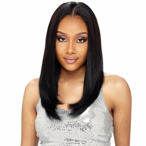 Saga Remy Human Hair Invisible Part Closure 12 Inch - Click to enlarge
