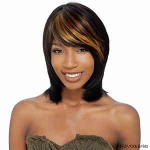 Saga Remy Human Hair Wig DESTINY - Click to enlarge