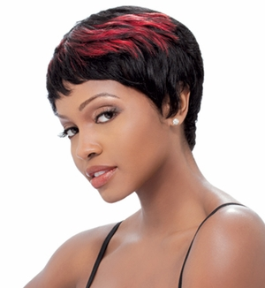 Sensationnel Bump Collection Human Hair Wig EASY 27 - Click to enlarge