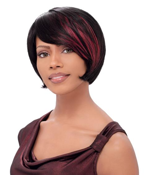 Sensationnel Human Hair Bump Collection Wig Vogue Crop 60