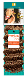 Sensationnel Premium Too Human Hair Blend Weave Cute Weaving 14 Inch