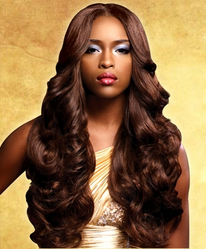 Sensationnel Remi Human Hair Weave Alexander Yaki 22 Inch - Click to enlarge