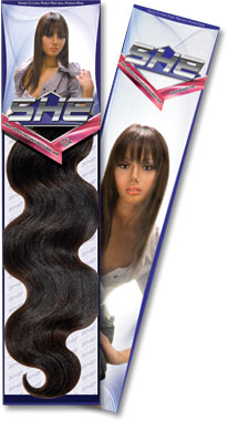 She Human Hair Weaving BODY WAVE 10 Inch