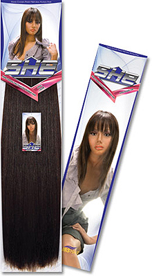 She Human Hair Weaving YAKI 8 18 Inch