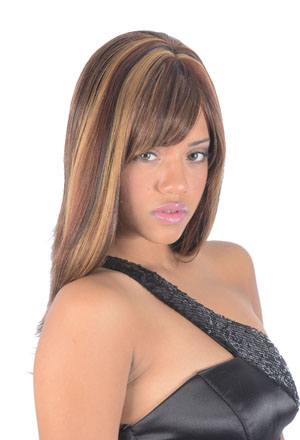 Silhouette Human Hair Wig Sandra - Click to enlarge