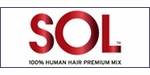 SOL Human Hair Premium Mix Weaving