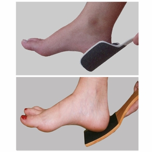 The Shappy File-Removes Dead Skin & Smoothes Feet - Click to enlarge