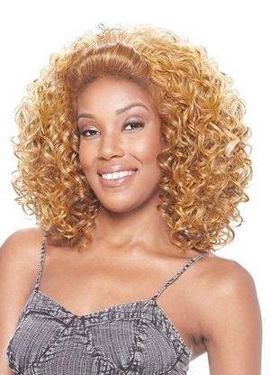 Vanessa Express Lace Front Wig Top Bump Asi
