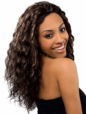 Zury Indian Remy Hair Wet And Wavy Loose Deep 30