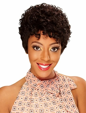 Zury Sis 100% Human Hair Wig HR HALLIE - Click to enlarge