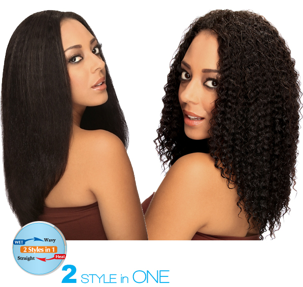 Zury Indian Remy Hair Wet And Wavy 112