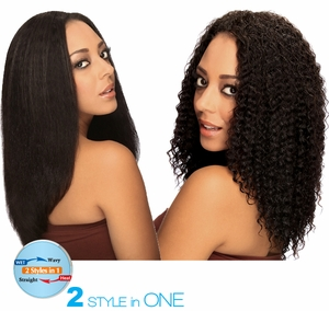 Zury Wet & Wavy Indian Remy BRAZILIAN Wave Weave 12 Inch