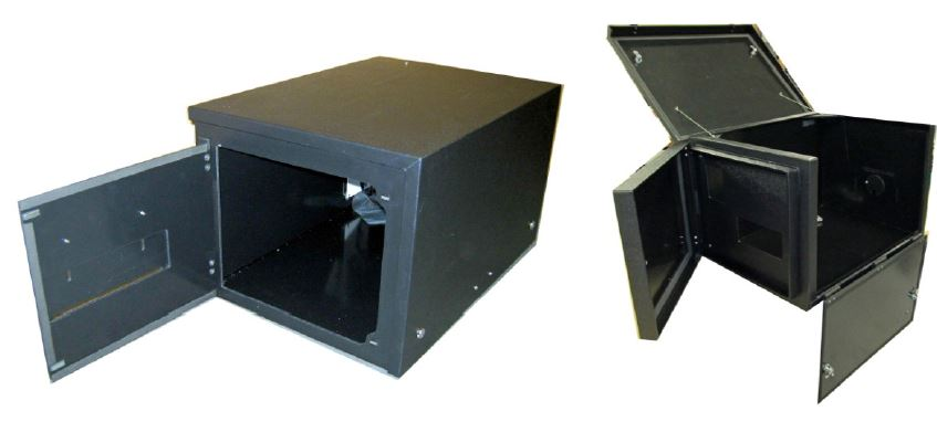 Barcode Printer Enclosure NEMA-4X For Zebra #110 Xi4  / #ERG192418-552