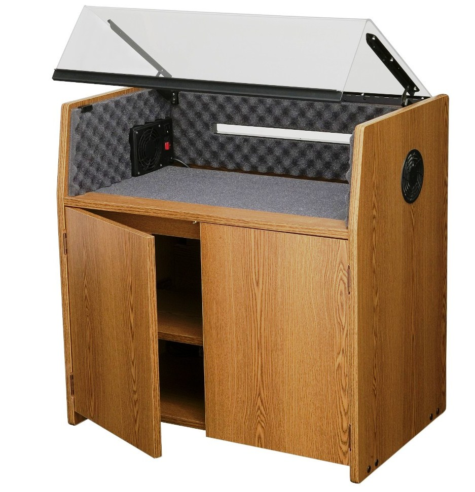 Acoustical Printer Covers & Mobile Printer Carts For Dot Matrix Printers