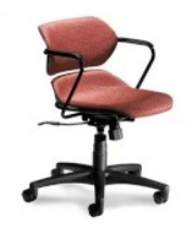 Acton Caster Base Office Chair #AB00501-Essentials