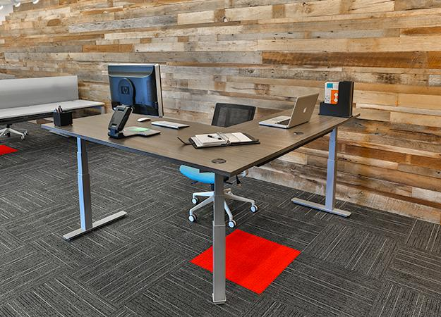 <b><font color=blue>Adjustable Height Desk Ships In 5-7 Business Days W/Free Shipping!</b></font>