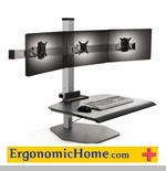 Adjustable Winston Triple Monitor Stand #WSTN-3