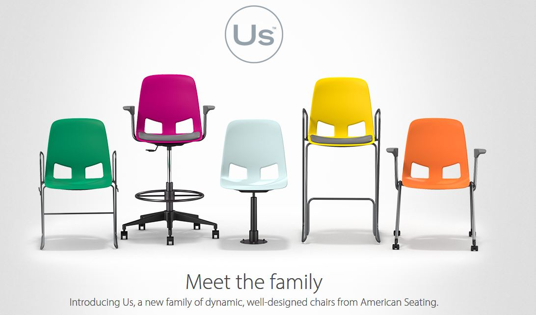 American Seating GSA Contract