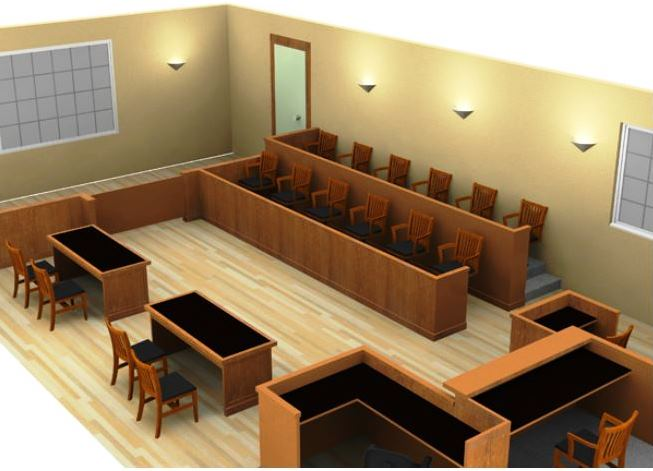 Courtroom Furniture