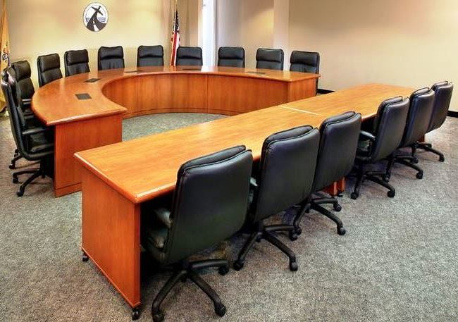 Council Chamber Dais Furniture Courtroom Furniture